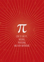 irrational love Pi